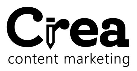 crea content marketing